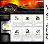 Automobile Service Website...