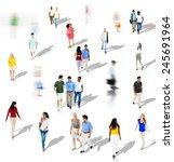 diverse diversity ethnic...   Shutterstock . vector #245691964