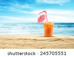 Beach And Drink