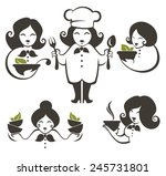 Cooking Symbols  Food And...