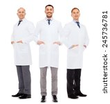 healthcare  profession and... | Shutterstock . vector #245736781