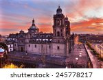 Metropolitan Cathedral And...