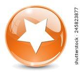 star  icon | Shutterstock . vector #245823877