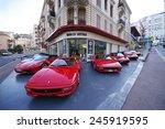 Постер, плакат: Monaco Motors shop the
