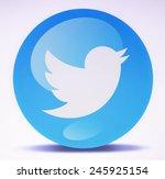 prizren  kosovo   january 21 ...   Shutterstock . vector #245925154