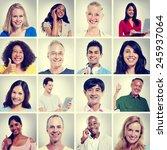 the positivity | Shutterstock . vector #245937064