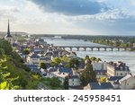 chateaux of the loire | Shutterstock . vector #245958451