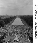 1963 March On Washington. A...