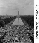 1963 March On Washington. A...