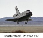 Space Shuttle Atlantis Landing...