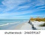Beautiful Sand Dunes And Sea...