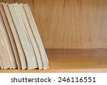 books | Shutterstock . vector #246116551