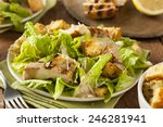 Healthy Grilled Chicken Caesar...