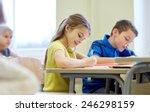 education  elementary school ... | Shutterstock . vector #246298159