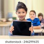 education  elementary school ...   Shutterstock . vector #246299635