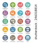 personal   business finance... | Shutterstock .eps vector #246318814