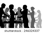 eps8 editable vector... | Shutterstock .eps vector #246324337