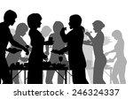 eps8 editable vector... | Shutterstock .eps vector #246324337
