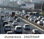 istanbul  turkey   january 22...   Shutterstock . vector #246355669