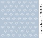 dimond background icon great... | Shutterstock .eps vector #246373825