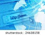 global communication... | Shutterstock . vector #24638158