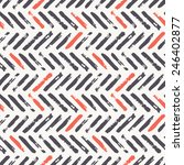 vector seamless pattern of...   Shutterstock .eps vector #246402877