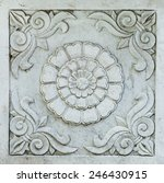 Marble Architectural Detail...
