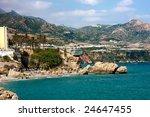 view on balcony of europ  nerja ... | Shutterstock . vector #24647455