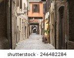ferrara  emilia romagna  italy  ... | Shutterstock . vector #246482284