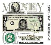 Miscellaneous One Dollar Bill...
