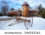 keene new hampshire january... | Shutterstock . vector #246532261