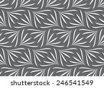 seamless geometric background.... | Shutterstock .eps vector #246541549