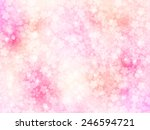 cherry blossom background | Shutterstock .eps vector #246594721