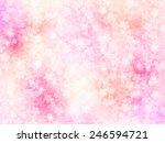 cherry blossom background | Shutterstock .eps vector #246594721