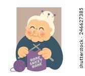 Home Sweet Home Granny Knittin...