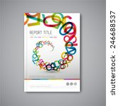 Modern Vector Abstract Brochur...