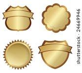 set of design elements | Shutterstock . vector #24669946