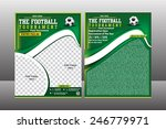 football trourament flyer... | Shutterstock .eps vector #246779971