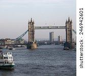 london   october 03  london... | Shutterstock . vector #246942601