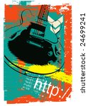 grunge background   Shutterstock .eps vector #24699241