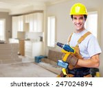 Construction Worker In  New...