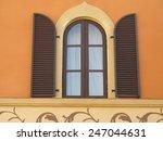 beautiful windows | Shutterstock . vector #247044631