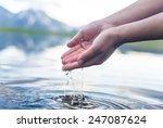 natural water | Shutterstock . vector #247087624