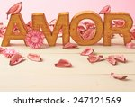 Word Amor Meaning Love In...