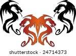 dragnet   Shutterstock .eps vector #24714373