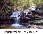 Leura Falls  Blue Mountains ...
