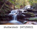 Leura Falls  Blue Mountains ...