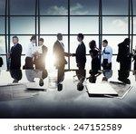 Business Corporate People...