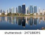 Jumeirah Lake Towers In Dubai ...