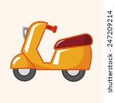 motor vehicles icon | Shutterstock . vector #247209214